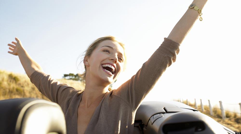 Moteris turi teise būti laimingos!